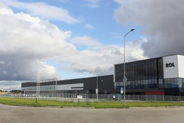 new factory in siauliai