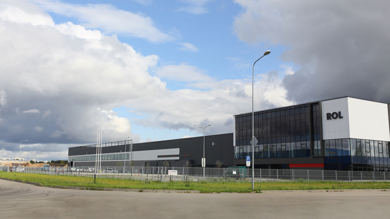 ROL Group Opens a New Factory