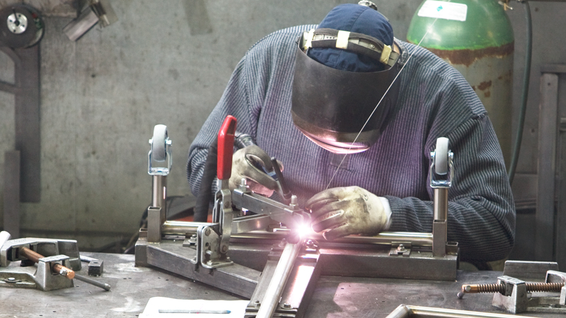 Welding program