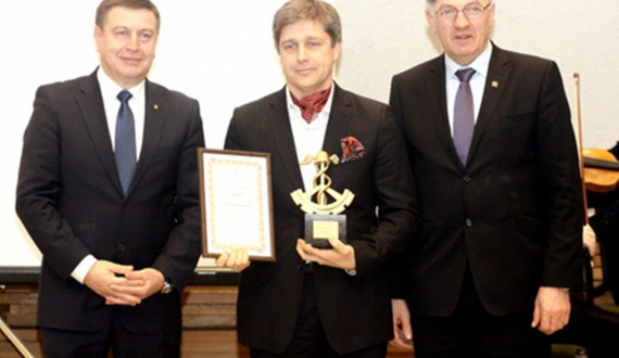 Export Prize of Lithuania 2012