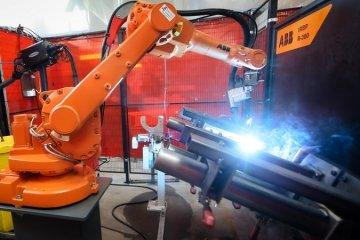 robotized plant in Šiauliai