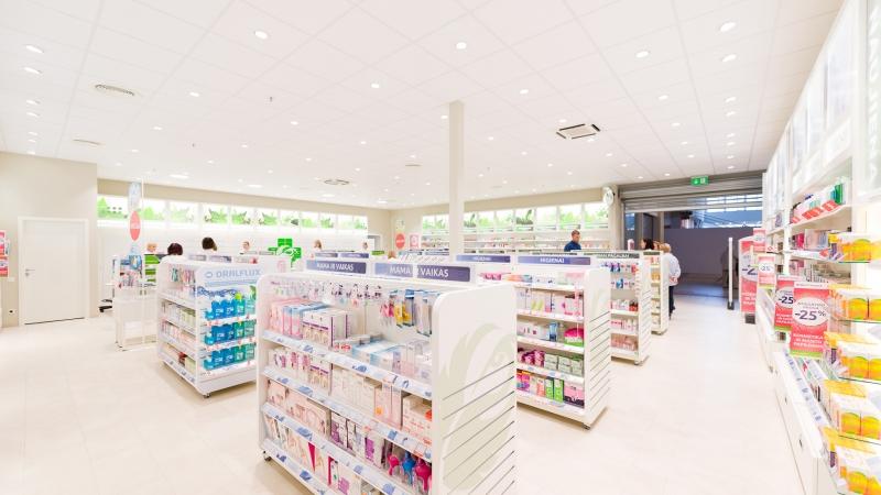 Benu Pharmacies part of International PHOENIX Group